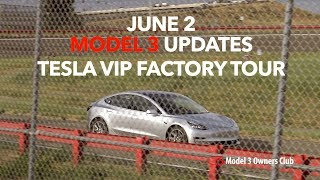 My first vlog type episode. We tour the Tesla factory, hang out with other Tesla YouTubers for dinner and go Model 3 hunting with Robert Rosenbloom from the Talking Tesla PodcastSpecial Thanks to:NowYouKnow (https://www.youtube.com/channel/UCMFmrcGuFNu_59L0pHcR0OALikeTesla (https://www.youtube.com/channel/UCLdTYHvdML-EXsPeiiYJLqA)Ben Sullins (https://www.youtube.com/channel/UCbEbf0-PoSuHD0TgMbxomDg)Ryan of the RideTheLightning podcast (https://teslapodcast.libsyn.com/)James Cooke (https://www.youtube.com/channel/UCDKtaH6RMcn22L3_ArtDBgw)Robert Rosenbloom (http://www.talkingtesla.net/)Our Patreon page:http://patreon.com/model3ownersclubShop for Model 3 Shirts:https://model3ownersclub.com/shopOur Gear:SONY FDR-AX33 4K camcorderZoom H6 Audio recorderApple Final Cut Pro X