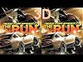 3D TV VR box video Need For Speed The Run Side by Side SBS google cardboard