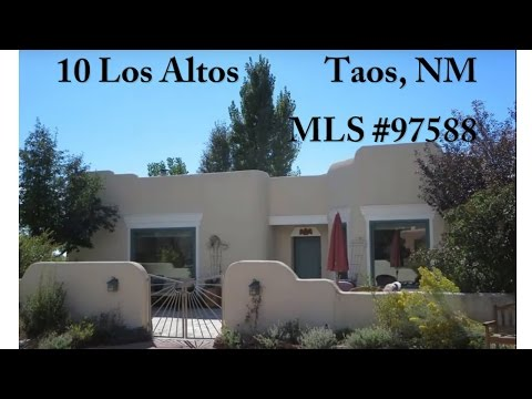 10 Los Altos, Taos, NM 87571 MLS #97588