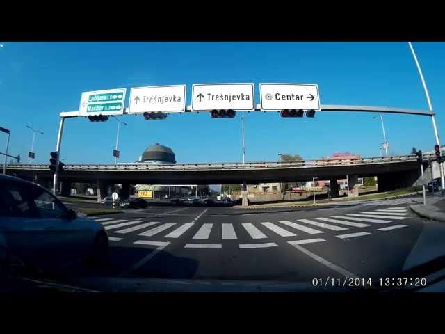 B40 test vožnja | Autokamera.hr