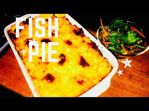 HOW TO MAKE FISH PIE 🥧