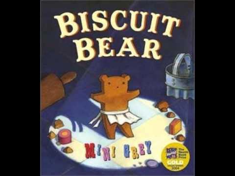AFRF0774 BISCUIT BEAR 1 │麥克兒童英文書店│繪本有聲書