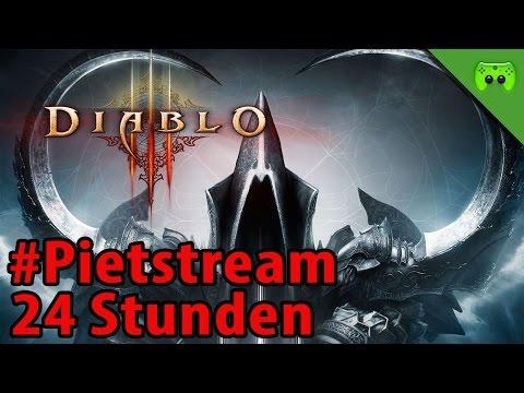 Diablo 3 Season 3 #PietStream - Mit Jay «» 24 Stunden #10
