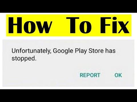 How To Fix Unfortunately Google Play Services has stopped working in Android Tablets In Hindi