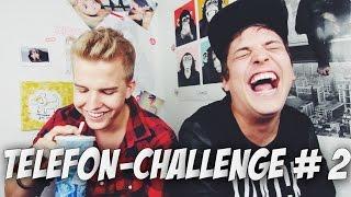 EXTREME TELEFON CHALLENGE # 2 mit KAYEF ! | LIONTTV - YouTube