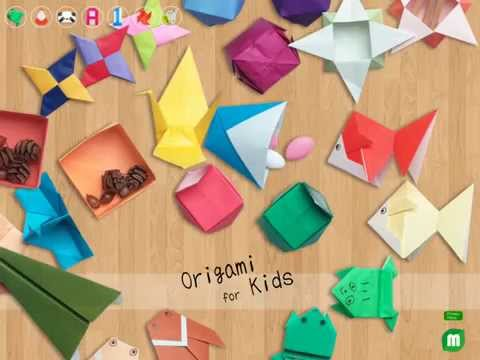 Video of Kids Origami Free