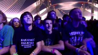 Serj Tankian - Borders Are live {Lowlands Festival 2010} (HD/DVD Quality)