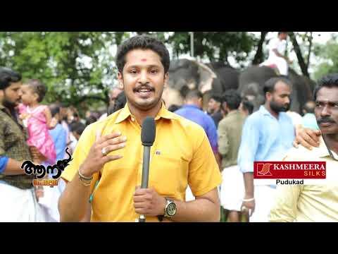 Video Aanayoottu -  2017  at Sree  Vadakkumnathan Temple, Thrissur ( aana peruma episode - 23) download in MP3, 3GP, MP4, WEBM, AVI, FLV January 2017