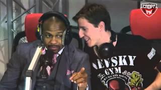 Рой Джонс в гостях у Спорт FM (27.10.15)