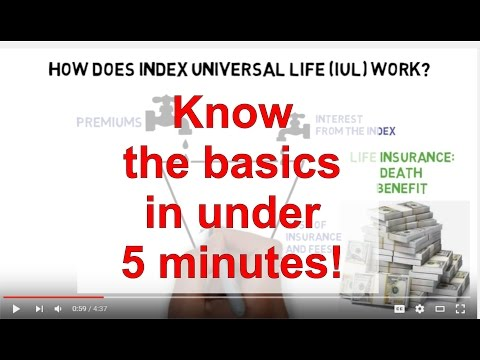 How Index Universal Life (IUL) Works For You