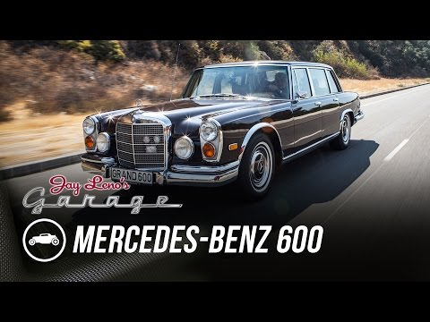 1972 Mercedes-Benz 600 Kompressor - Jay Leno's Garage (видео)