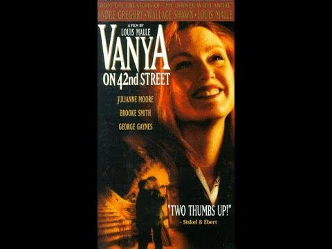 Opening to Vanya on 42nd Street Demo VHS (1995)