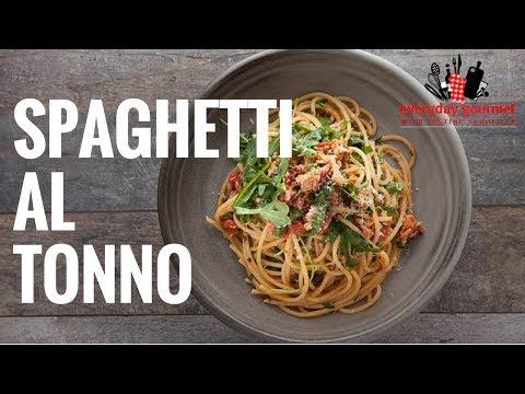 Tefal Spaghetti Al Tonno | Everyday Gourmet S6 E72