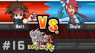 Pokemon Volt White 2 Egglocke - Episode 16 | Mistralton Gym