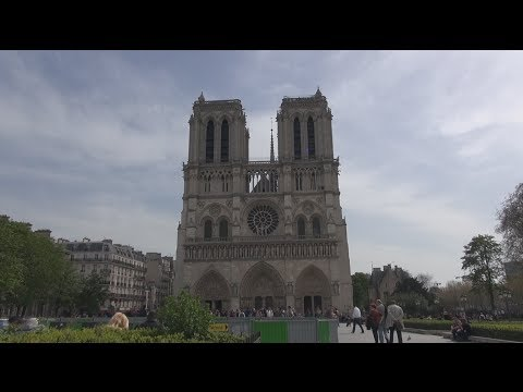 Tour of Notre Dame Cathedral - Pagan Symbolism - Gorilla199