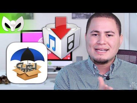 ¡TinyUmbrella regresa! ¿Jailbreak iOS 8.2? (Explicación + Situación) (видео)