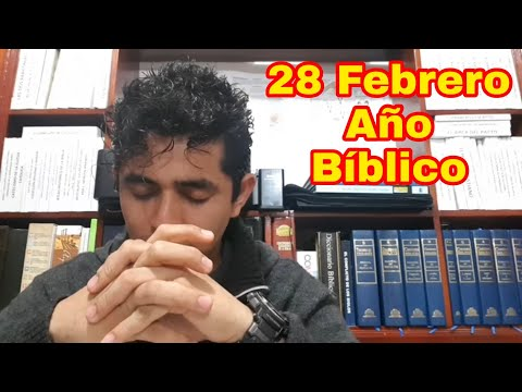 DEUTERONOMIO 1, 2 y 3 AÑO BÍBLICO (Nelson Berrú) 28 FEBRERO