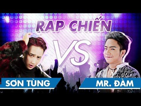 Rap chiến 2: Sơn Tùng M-TP vs Đàm Vĩnh Hưng - TÙNG TÔM x GIANG ĐẪM x HÙNG CÒI