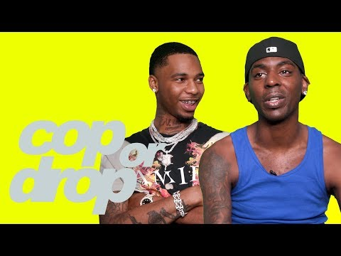 Young Dolph & Key Glock React to $18 Million Watch, $94k Cheeto, & OFF-WHITE Sneakers   Cop or Drop