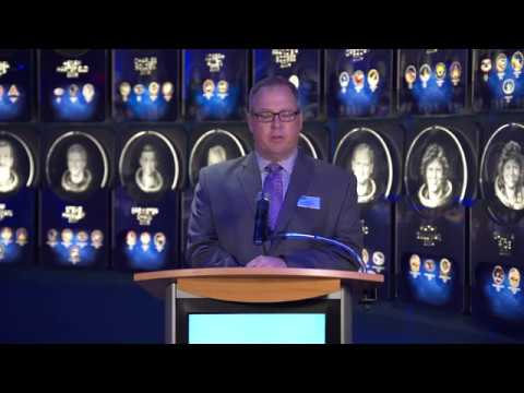 Video News Release: 2018 U.S. Astronaut Hall of Fame Inductee Announcement and Inductee Videos