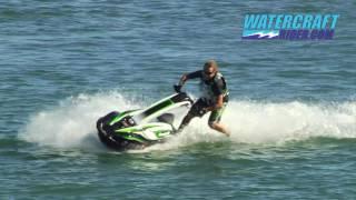 10. 2017 Kawasaki SX R On The Water   YouTube