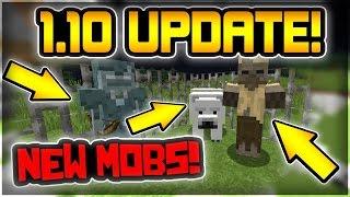 Minecraft 1.10 Snapshot   NEW MOBS UPDATE!!