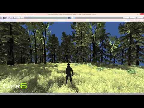 iClone Characters to Unity3D Part Four: Import to Unity and Mecanim