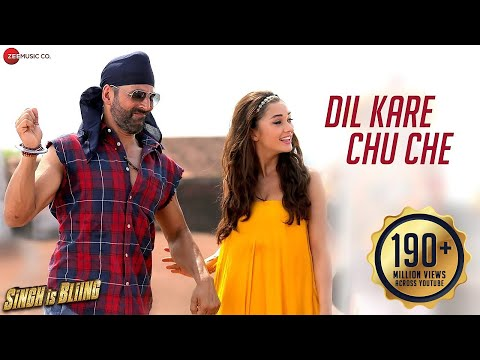 Video Dil Kare Chu Che - Full Video | Singh Is Bliing | Akshay Kumar Amy Jackson | Meet Bros | Dance Party download in MP3, 3GP, MP4, WEBM, AVI, FLV January 2017