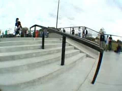 Index Demo Day at Allen Skatepark (Allen, TX)