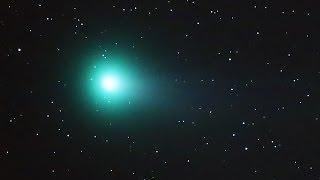 ラブジョイ彗星(Comet Lovejoy)