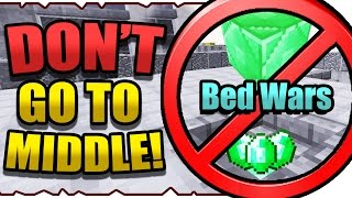 Video Bed Wars ❗ DON'T GO TO MIDDLE CHALLENGE! ❗ MP3, 3GP, MP4, WEBM, AVI, FLV Juni 2018