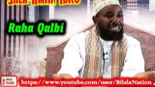 Raha Qalbi  By Shek Amiin Ibro