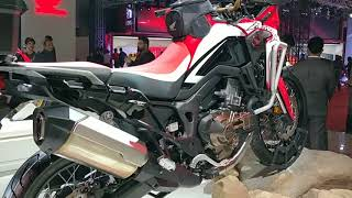 7. 2018 Honda Africa Twin - New Features and Changes Explained : Auto Expo 2018 #ShotOnOnePlus