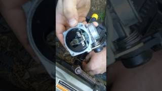 4. How to clean a carb on a Polaris outlaw 90