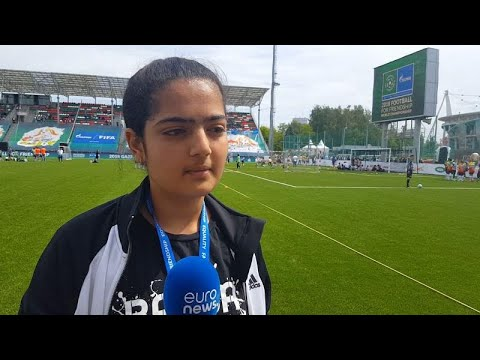 Quotes on friendship - Football for Friendship profile: Ananya, India