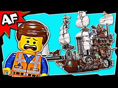 LEGO - What features on the Sea Cow do you like? Get Metalbeard's Ship @ http://amzn.to/1qgRwS5 See all Lego Movie REVIEWS @ http://bit.ly/1hLp5ch Stop Motion Brick...