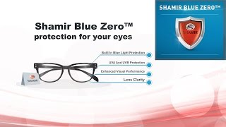 Shamir Blue Zero™