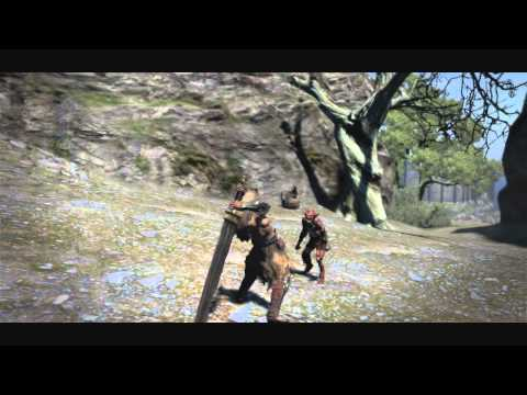Class Skills: Warrior - Savage Lash de Dragon's Dogma