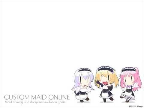 Custom Maid Online - Candy ♥ Girl (full Version)