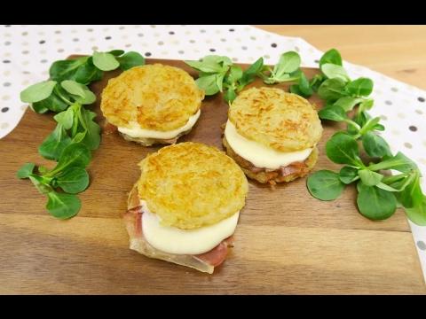 Vi basterà grattugiare una patata: la ricetta dei rostì