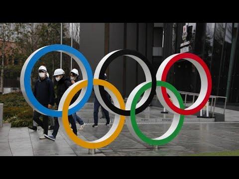 Japan hält an den Olympischen Spielen weiter fest - t ...