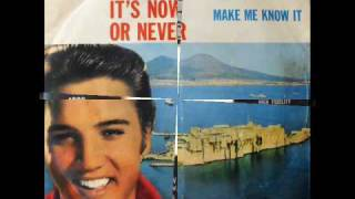 Download Lagu Elvis Presley 'O Sole Mio (It's now or Never).wmv Mp3