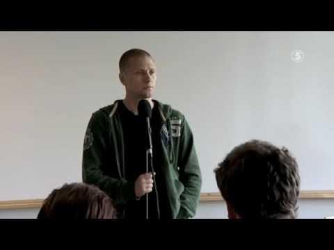 Magnus Betnér pratar om religion