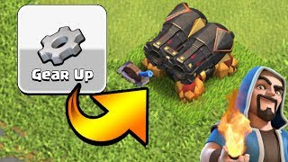 Video SECRETS TO THE GEAR UP UPGRADE!   Trolled by Master Builder   Clash of Clans MP3, 3GP, MP4, WEBM, AVI, FLV Juni 2019