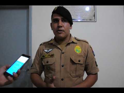 PM de Palotina prende mais um assaltante envolvido no roubo de veículos na manhã de hoje no município.