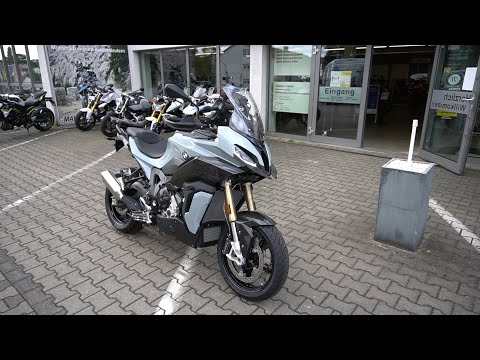 BMW S 1000 XR 2020 Test Review Preview Overview First Look Sound