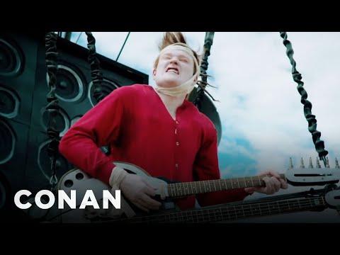 Conanova cesta na Comic-Con