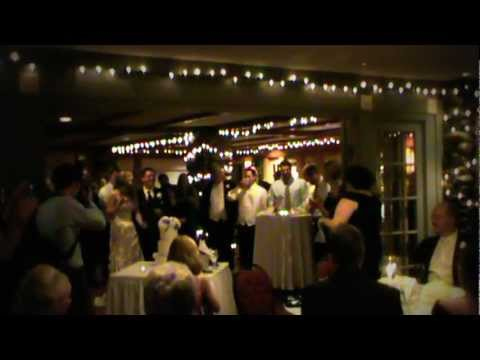 Maid of Honor Speech SINGS her speech! (Caitie Rose)