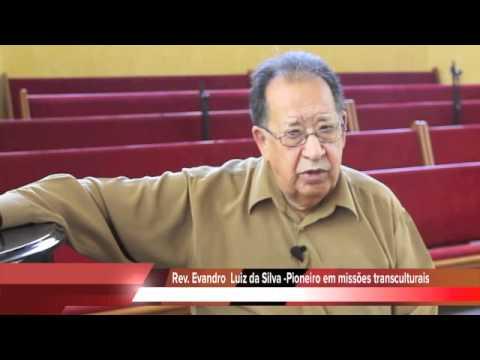 Depoimentos - Rev. Evandro Luis da Silva