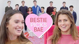 I Let Hannah Meloche Pick My Boyfriend | Bestie Picks Bae x @Hannah Meloche by Seventeen Magazine